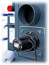 Odtahový ventilátor