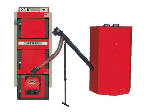 Geliebte ATMOS :: Kombikessel - Scheitholz-Pellets, Scheitholz-Heizöl #TP_86