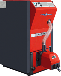 New compact automatic D15PX and D20PX pellet boilers