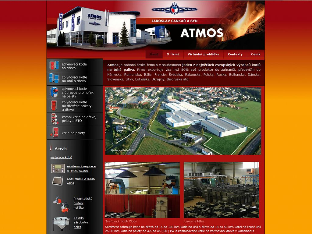 Launch Of New Atmoseu Web Pages Atmos