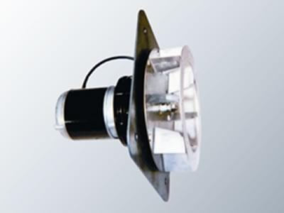 Odtahovy ventilátor