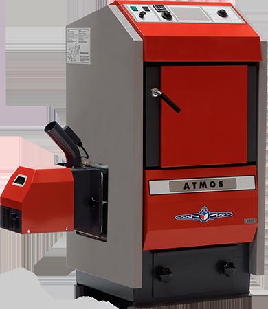 Pellet boilers | ATMOS