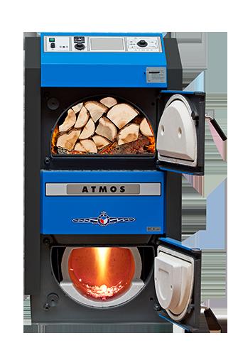 Gemeinsame Modernste Holzvergaserkessel | ATMOS - gehört zu dem größten @XN_15